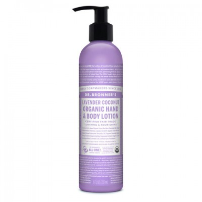 Dr bronners Lotion-Lavender