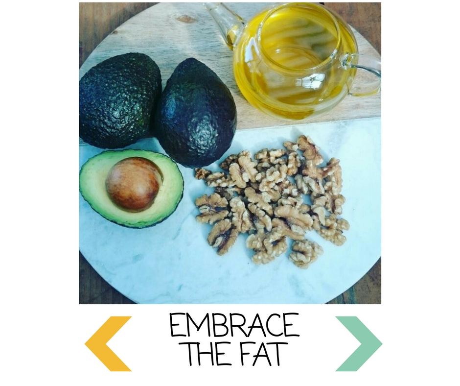 Embrace the Fat