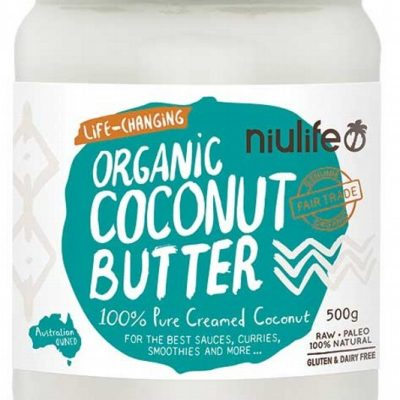 Niulife_Coconut_Butter